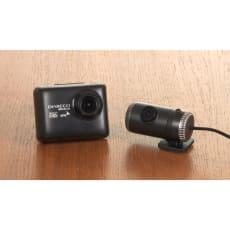後方カメラ付き 高画質ドライブレコーダー